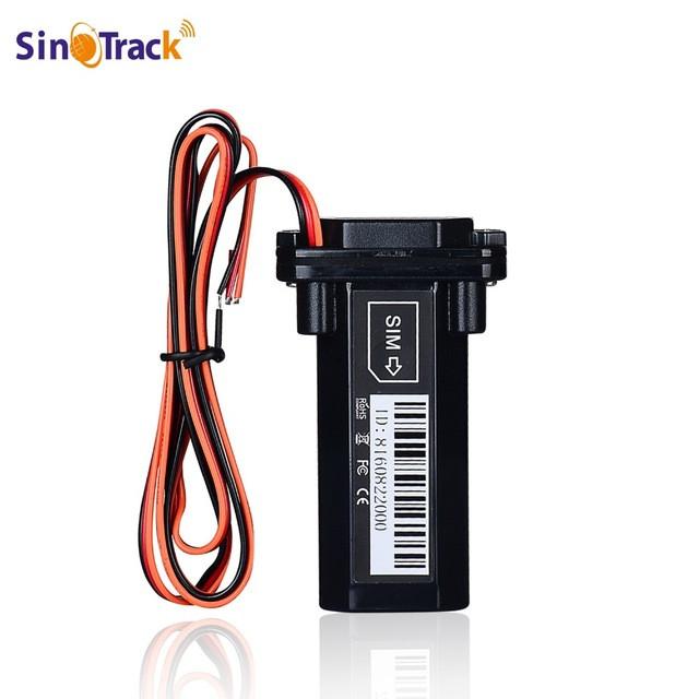 Водонепроницаемый со встроенной батареей GSM GPS трекер.