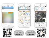 Водонепроницаемый со встроенной батареей GSM GPS трекер., фото 4
