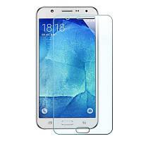 Защитное Стекло на Самсунг Galaxy S7 G930F Тонкое 0.26 мм гладкие стороны и углы 2.5D