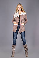 Изумительно мягкая и пушистая куртка , фото 1