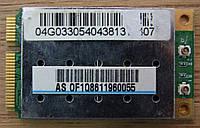 Wi-Fi  AzureWave AR5BXB63 802.11b/g  Asus EEPC 4G