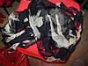 WALLIS платок шарф легкий шарфик черно-белый ИНДИЯ, фото 2