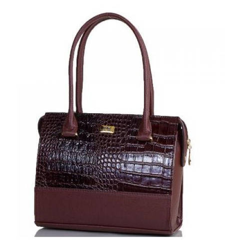 Замечательная женская сумка из искусственной кожи ETERNO (ЭТЕРНО) ETMS35321-10 коричневый