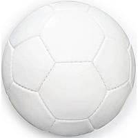 Мяч для футбола Winner под нанесение логотипа - белый (без надписей)