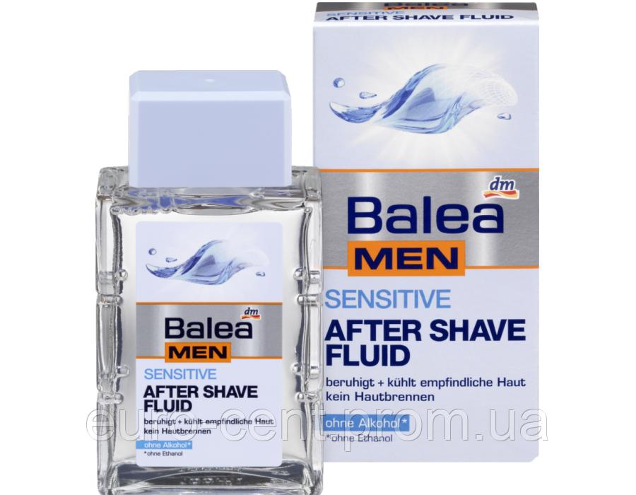 Лосьон после бритья Balea men sensitive After Shave Fluid