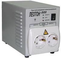 Бесперебойник Леотон 500 (Барьер) - ИБП (12В, 500Вт/700Вт) - инвертор с чистой синусоидой