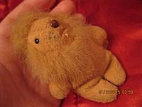 Фирменный лев львенок маленький мягкая игрушка