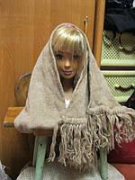Шарф шарфик женский интересный фирменный светлый