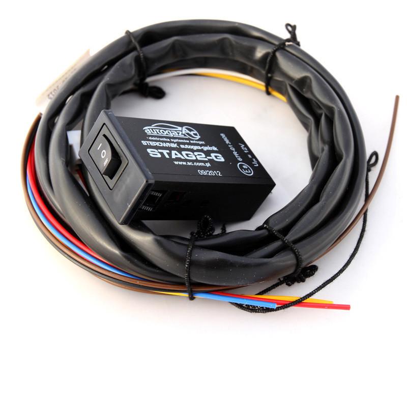 Переключатель газ-бензин Digitronic/STAG2-G карбюратор (для электронных редукторов) - Газобаллонное оборудование (ГБО) для авто GAS [UA] в Харькове