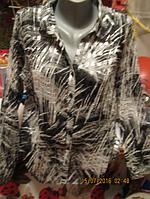 Распродажа!!! блузка интересная типа гафре 16 50 L