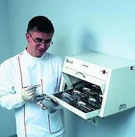 УФ камера для хранения стерильного инструмента ПАНМЕД-1 M (500 мм) с металлической сектор-крышкой