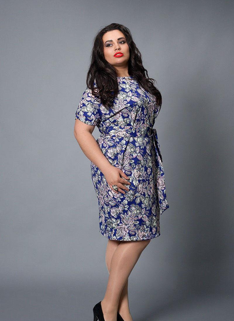 Красивые женские платья больших размеров - Оптово-розничный интернет-магазин  Fashion Way