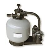 Фильтрационная установка 10м3/ч с насосом SC075 Emaux, фото 2