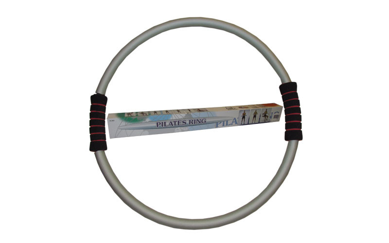 Кільце для пілатесу роз'ємне PILATES RING R-880 (метал, неопрен, EVA, d-55см)