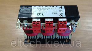 Дроссель моторный трехфазный AS7m 5.3/11.8 (400В: 2.2кВт; 220В: 0.75кВт)