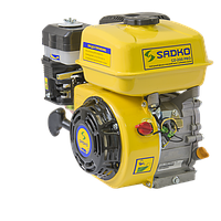 Двигатель бензиновый Sadko GE-200 PRO (6,5 л.с., шлицевой вал)