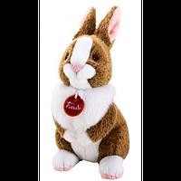 Мягкая игрушка Trudi Кролик Теобальдо Коричневый 24 см