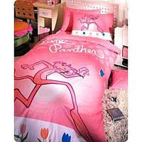 Комплект постельного белья TAC PANTERA PINK