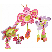 Дуга развивающая для коляски и автокресла Tiny Love Крошка Бетти Butterfly Stroll 1402605830