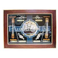 Морской сувенир картина, 38x28,5 см., Sea Club