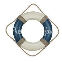 Морской сувенир декор «Спасательный круг», d-35 см. Sea Club