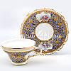 Чашка с блюдцем «Идеал», фарфор, d-15 см., 150 мл., фото 2