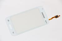 Тачскрин / сенсор (сенсорное стекло) для Samsung Galaxy S Duos 3 G316 G316H (белый цвет)