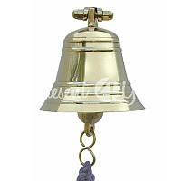 Морской сувенир рында, d-7,5 см., 7049 Sea Club