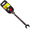 Ключ комбинированный трещоточный с карданом Alloid 15 мм (KT-2081-15К)