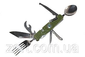 Нож складной, многофункциональный PK62, фото 2