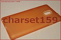 Бампер чехол на Samsung Galaxy Note 4 N910C