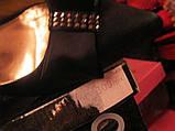 Туфли от ВАЛЕНТИНА Юдашкина 37.5р классика черные, фото 2