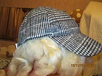 Кепка клетка новая взрослая стильная шапка кеппи