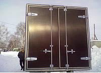 Изготовление задних ворот кузова