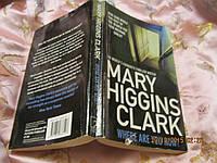 Книга НА АНГЛИЙСКОМ ЯЗЫКЕ роман MARY CLARK англия