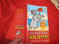 WILSON книга НА АНГЛИЙСКОМ ЯЗЫКЕ из БРИТАНИИ