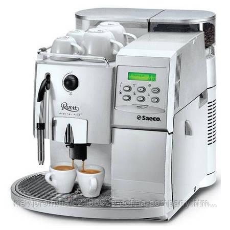 Saeco Royal Автоматическа зерновая кофеварка в аренду - Бесплатно!