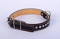 Ошейник Collar двойной со стразами, фото 1