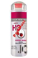 Съедобный любрикант с вкусом вишни  JO H2O