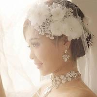 Свадебное украшение для невесты