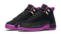 """Баскетбольные кроссовки Air Jordan 12 """"Hyper Violet"""""""