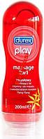 Купить Гель-лубрикант Durex Play massage 2in1 200м