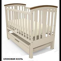 Кроватка Woodman Mia поперечный маятник