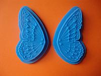 """Силиконовый молд""""Крылья бабочки""""(код 02298)"""