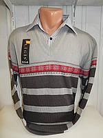Свитер мужской Ligis, обманка, 2х цветная 001/ купиь свитер мужской оптом