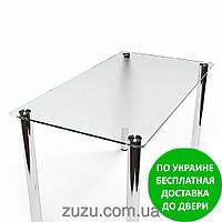 """Стол кухонный стеклянный """"СК-1"""". Разные раскраски"""