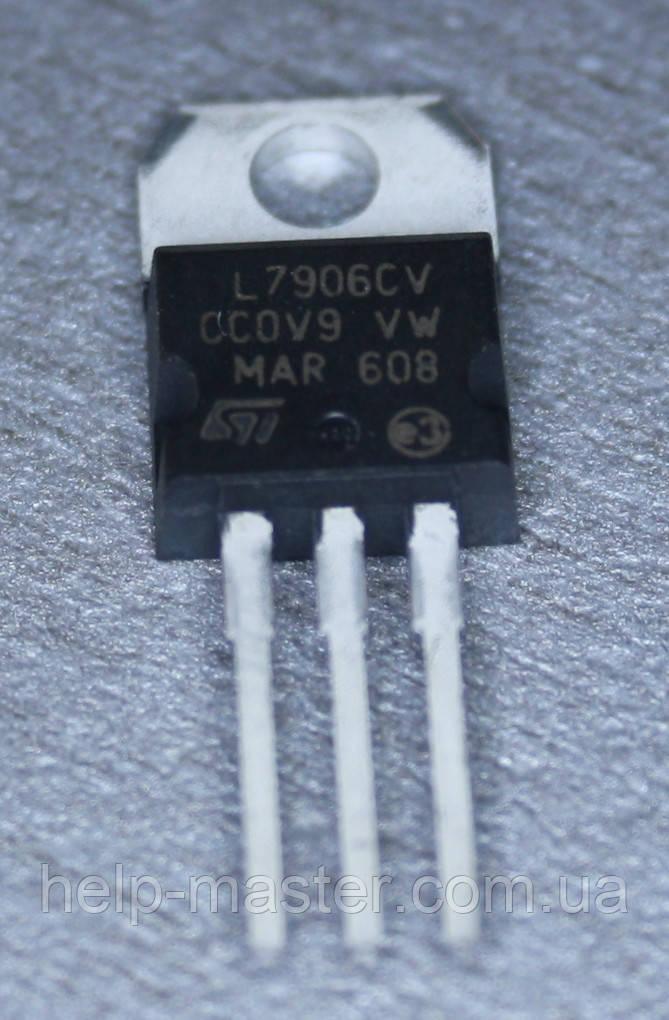 L7906CV (ТО-220)