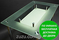 """Стол кухонный стеклянный """"СК-4"""". Разные раскраски"""