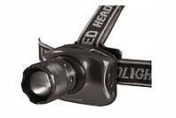 Купить Налобный фонарь 3W с функцией zoom