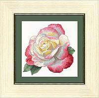"""ВТ-073 Набор для вышивания крестом Crystal Art """"Роза века"""""""